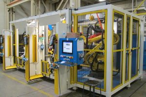 Reko Automation interior