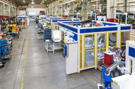 Reko Automation Plant Floor