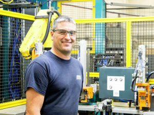 Reko Automation Employee Posing