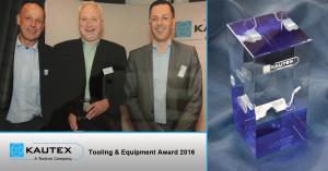 Kautex Global Supplier Award 2017