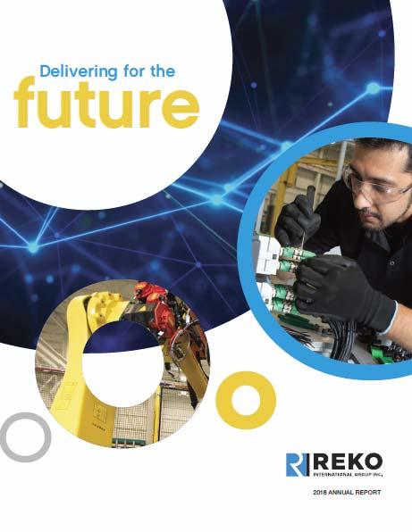 Reko Report 2018
