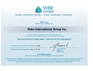 Reko-WBE-Certificate